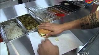 nuova apertura ristorante burger king ad agrigento speciale di agrigento tv del 28 02 14