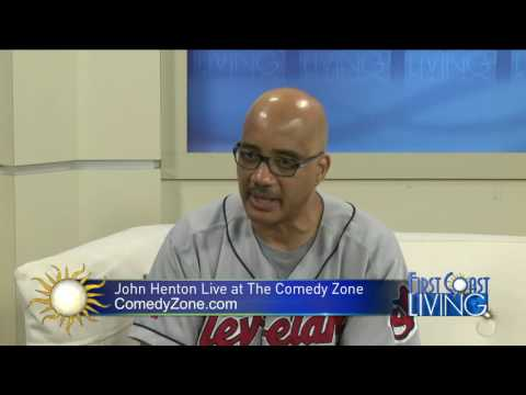 FCL Thursday May 18th John Henton Live at The Comedy Zone