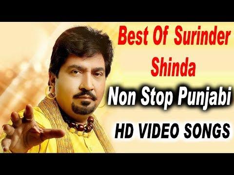 Best Of Surinder Shinda   Non Stop Punjabi Hits   HD Songs