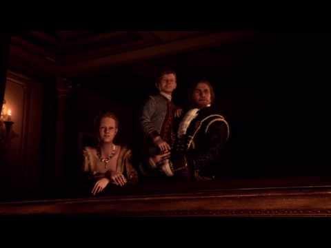 Assassin's Creed 4 Secret Ending: Haytham And Jennifer Kenway