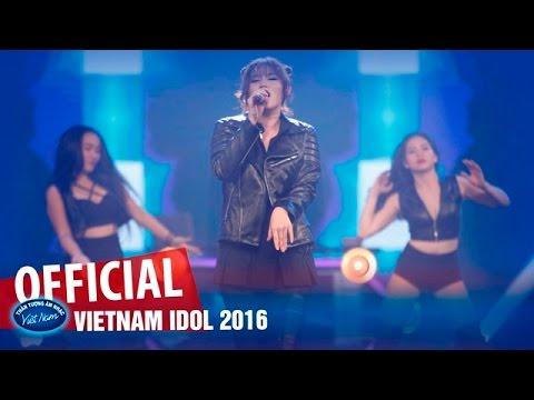 VIETNAM IDOL 2016 - GALA 3 - BOOM BOOM - THẢO NHI