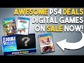 8 AWESOME PSN Double Discount Sale PS4 Game Deals NOW! (PlayStation Store Sale 2018)