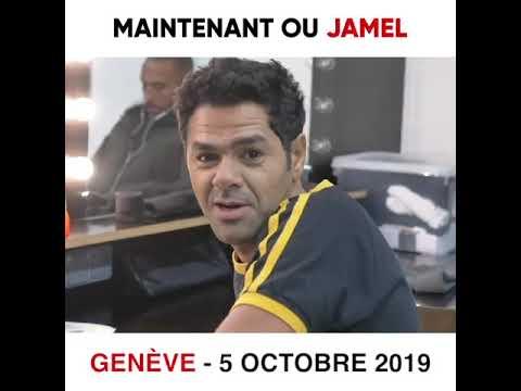 Jamel Debbouze de retour à Genève