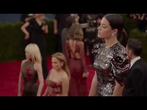 The First Monday in May Clip - Red Carpet