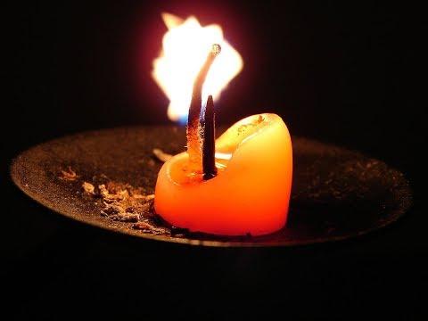 Почему не стоит выбрасывать огарки, или Новые способы использования старых свечей
