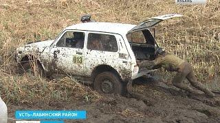 В Усть-Лабинском районе прошли соревнования по джип-спринту