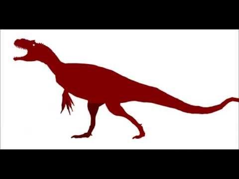 PPBA Allosaurus vs Megalosaurus