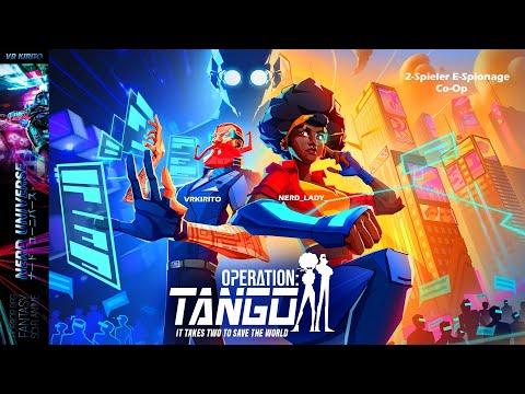 Operation Tango - Release Gameplay | Ko-Op Spionage- & Hacking Action | Multiplayer  ✩ PC [Deutsch]