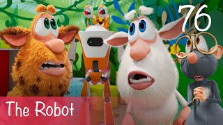 Booba - The Robot - Episode 76 - Cartoon for kids
