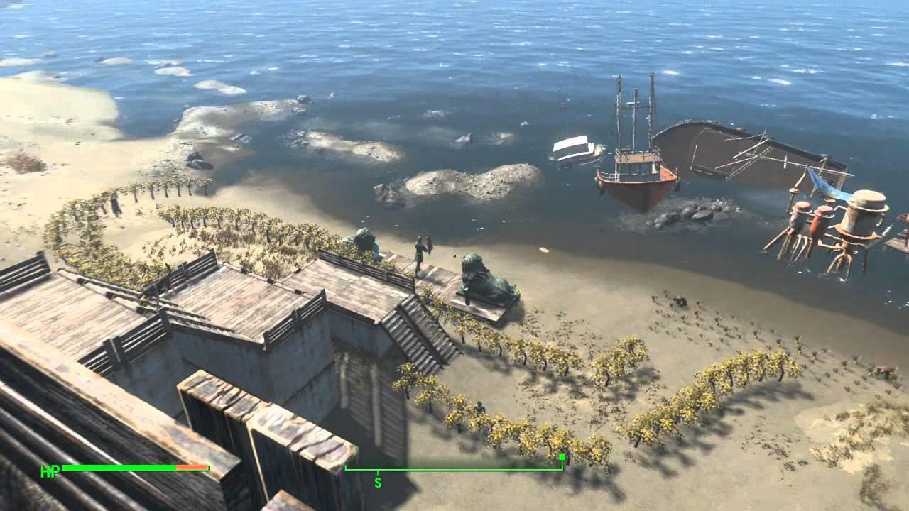 Spectacle Island   Fallout Wiki   Fandom