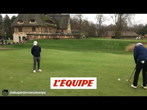 La vitesse au putting - Golf - Altus