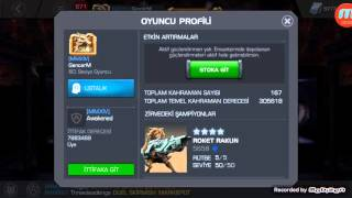 Marvel Contest Of Champions Mcoc GencerM by GencerM GencerM