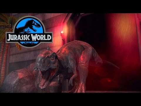 ★ JURASSIC WORLD: THE GAME ★ Let's Battle With DINOSAURS! (Let's Play / Walkthrough)