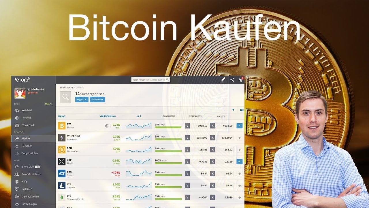 Bitcoins kaufen anleitung zopf binary options strategies revealed magic tricks