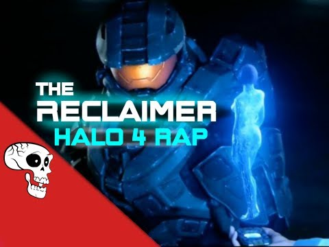 """The Reclaimer"" Halo 4 Rap REVISITED (ft. Andrea Storm Kaden) by JT Music"