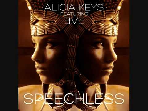 ♫ Alicia Keys ft. Eve - Speechless ♫