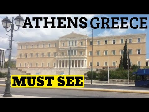 Athens Travel Tour Visit Greece City Center 2018 Acroplis Vacation Trip Guide