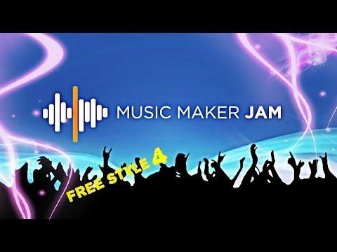 Music Maker Jam- *DubStep* Style 4