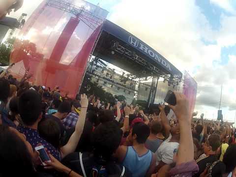 Kendrick Lamar - The Art of Peer Pressure (Live at Governor's Ball Music Festival 2013)