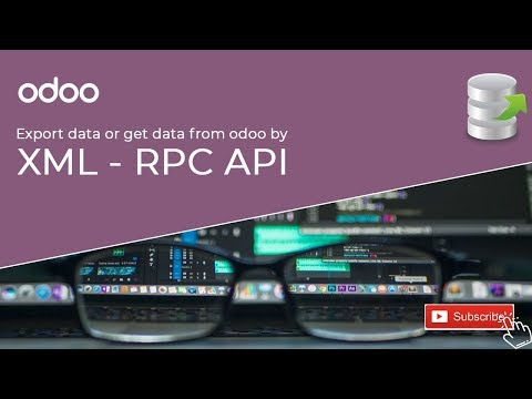 Part 1 - Export Or Get Data From Odoo Using Xml-rpc Api