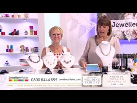Jewellery Maker Live 24/09/2016 - 8am - 1pm