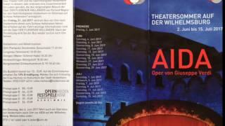 AIDA Oper von Giuseppe Verdi