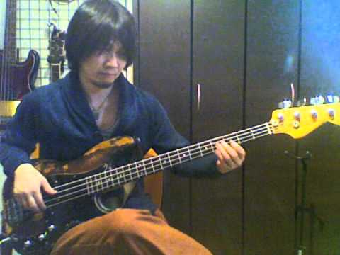 【エレキベース】Key=Fジャズブルース 4ビート&ベースソロ music