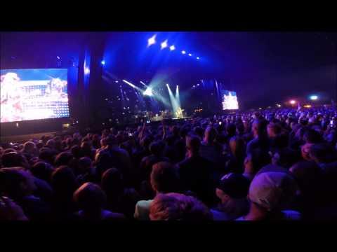Squamish Valley Music Fest 2014 Bruno Mars