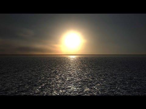 tutorial   3ds max  vray - environment (Ocean- water)