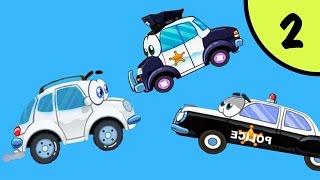Download МАШИНКА ВИЛЛИ #2 - Вилли спешит на гонку. Часть 2. Мультфильм про машинки. Несносный Вилли Игрули TV Mp3 and Videos