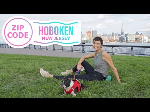 Anne's Neighborhood Tour in Hoboken | Zip Code (Episode 2)