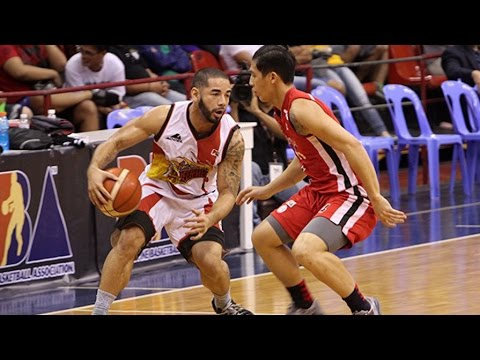 Blackwater vs. San Miguel - Q3 | Philippine Cup 2015-2016