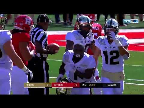 Purdue Football 2018 Hype
