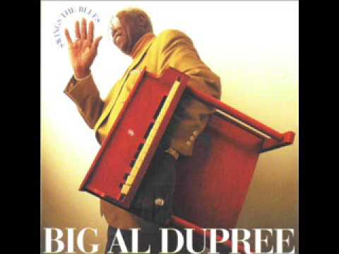 Big Al Dupree - Swings The Blues (1995)