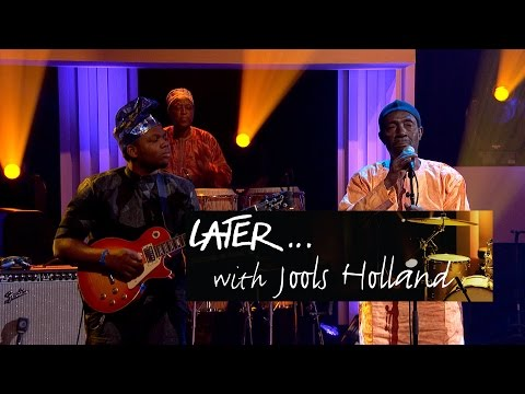 Orchestra Baobab - Fayinkounko - Later… with Jools Holland - BBC Tw