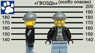ЛЕГО СИТИ | Побег из тюрьмы на острове | ЛЕГО мультик | LEGO CITY  The Escape from Prison Island