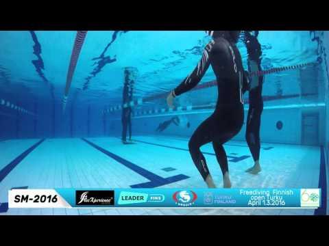 Freediving SM-2016