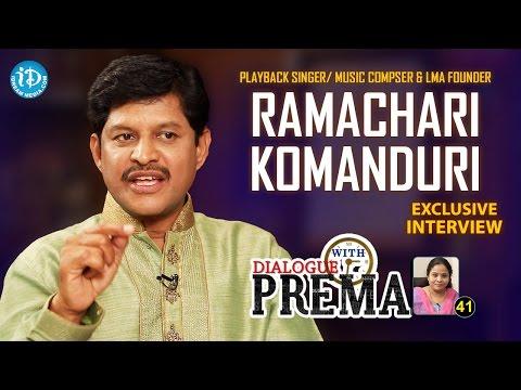 LMA Founder Ramachari Komanduri Exclusive Interview | Dialogue With Prema | Celebration Of Life #41
