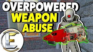 NEW OVERPOWER WEAPON ABUSE - Gmod Admin Abuse (I GOT A FEW KIDS REALLY MAD AT ME!)