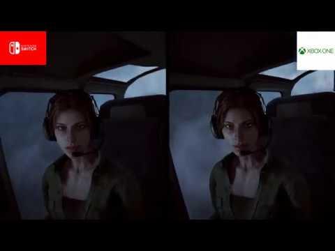 Outlast 2 - Switch vs. Xbox One - Visual Comparison Video (Direct-Feed Footage)