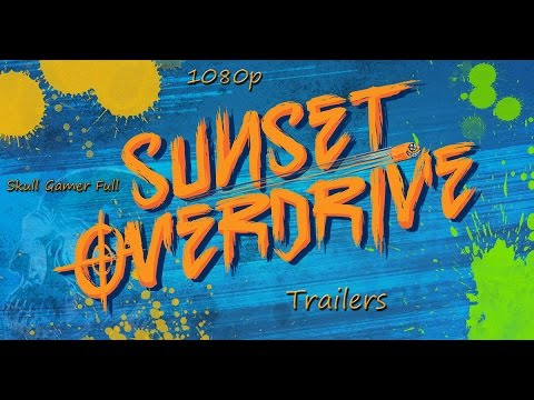 Trailer do filme Sunset Overdrive - O Filme