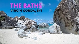 Virgin Gorda & the Baths, Tortola