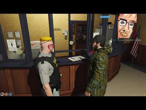 [04-23-21] MOONMOON - NoPixel cops get paid for billing people now POGGERS