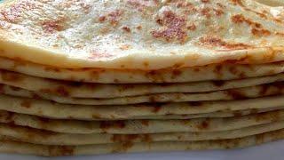 Простой и быстрый рецепт блинов/Масленица(Эмилия)/Quick and easy recipe for pancakes/Maslenitsa