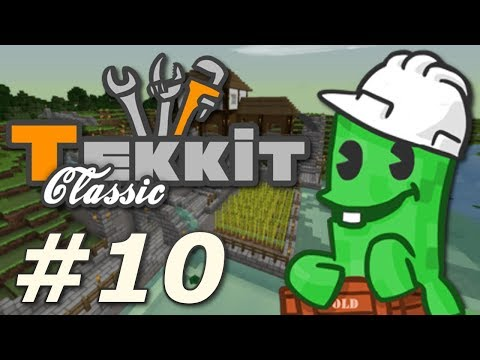 Minecraft: Tekkit Classic - Armed to the Teeth (Part 10)