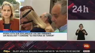 """Manifiesto """"Fin de ETA sin Impunidad"""""""