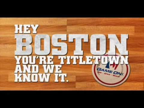 Game On! Boston Commercials