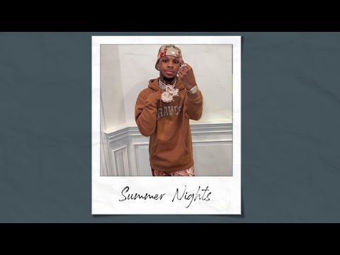 "Toosii Type Beat – ""Summer Nights"" x Free Type Beat"