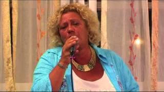 karaoke Franca Sulpizii canta CI VORREBBE IL MARE di Masini