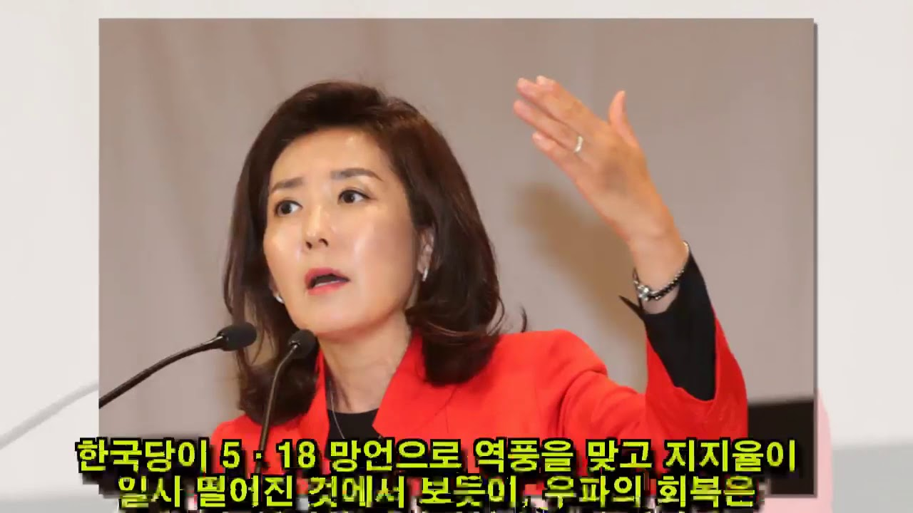 나경원..정치권의 갈등이 더욱 격화! 충격적인 사실이 드러났다! - TV NewSKr